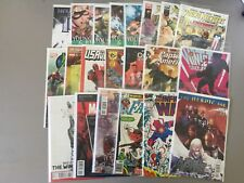 Avengers Characters Lot 6--Winter Soldier, Young Avengers, Vision, Falcon, etc.