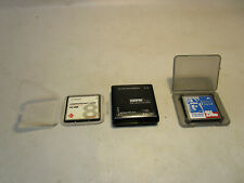 Sunpak High Speed Card Reader & Compact Flash Card Lot