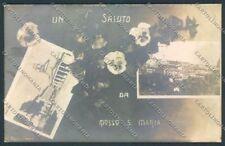 Biella Mosso Santa Maria Saluti da cartolina RB5176