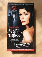 Dirty Pretty Things (VHS) Demo Tape Audrey Tautou VHSSHOP.COM