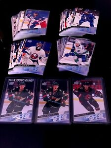 💖2020-21 SERIES (2 )UD Upper Deck YG RC )Kaprisov.Stutzle.(NEW  PRICE)💖U- Pick