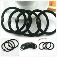 10pcs Hair Ties Band Ring Ropes Ponytail Holder Elastic Accessori E7V9 Hair T9T4