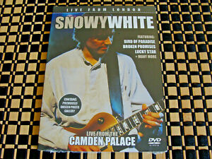 1 4 U: Snowy White : Live From the Camden Palace 1984 : Sealed R0 NTSC DVD