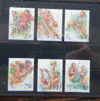 Singapore 1993 17th South East Asian Games Singapore set MNH