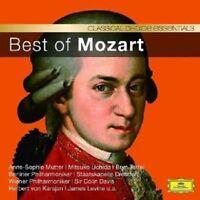 BEST OF MOZART (CC)  CD NEU