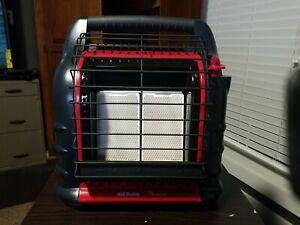 Mr. Heater 4,000 - 18000 BTU Big Buddy Portable LP Gas Heater Unit (Open Box)