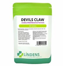 Devils Claw Multi-Botanical Formula 90 High Strength Tablets, Arthritis, Joints