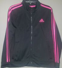 Girls YOUTH Adidas Zip Up Jacket