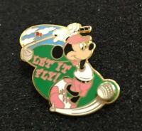 Disney Let it Fly Minnie Mouse Pin - Golf