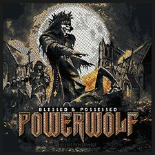 Powerwolf Blessed and Possessed Patch/Sew-on Patch 602604 #