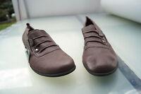 COMFORTABEL Damen Comfort Schuhe Pumps Einlagen leicht bequem Gr.41 Leder NEU +9