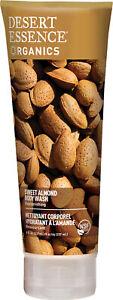 Almond Body Wash by Desert Essence, 8 oz