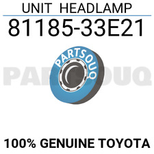 8118533E21 Genuine Toyota UNIT  HEADLAMP 81185-33E21