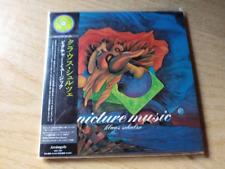 MINI LP CD Arcangelo Klaus Schulze '' Picture Music ''