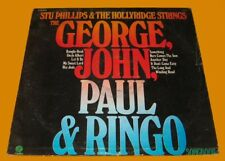 Philippines The GEORGE, JOHN, PAUL & RINGO Songbook BEATLES LP Record