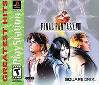 Final Fantasy VIII Greatest Hits Playstation 1 Game PS1 New Sealed