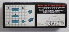 Armour Track Models 1/35th Scale US T-85E1 Rubber Track (Post War) Kit No. TK-06