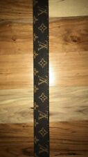 Men's Louis Vuitton Brown LV Belt Size 34-36