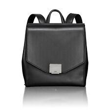 ***NWT***Tumi Mariella Pheobe Laptop Business Backpack European Leather Black