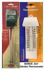 Traditional Max-min Press Button Thermometer Mercury . Suitable 4 Australia