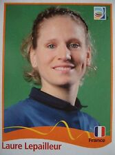 PANINI Laure lepailleur FRANCE FIFA donne WM 2011 GERMANY