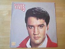 Rare Elvis Presley LP  titled, Elvis, Released in Bulgaria, Balkanton # BTA11492