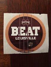 MISSISSIPPI STATE 2019 Music City Bowl Sticker - Hail State Bulldogs Kylin