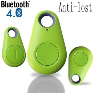 H44 mini Smart Bluetooth Anti-Lost Tracker Alarm Schlüssel Finder GPS + Batterie