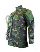 Military BDU Army Combat Jacket British DPM