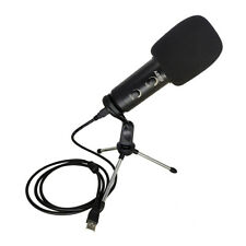 More details for aiersi metal usb condenser recording microphone for laptop computer recording