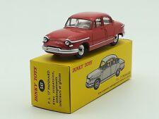 Dinky Toys Atlas De Agostini Panhard PL17 n.547 rouge brique version Italie new