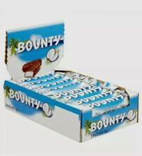 Bounty Chocolate Blue Full Sealed Box of 24 Bars of 57g Best Offer BBE 24/10/21
