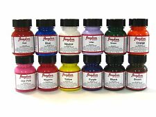 Angelus Vinyl Sneaker  Acrylic Paint  Kit 12 colors 1oz