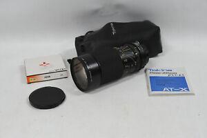 Tokina AT-X 35-200mm f/3.5-4.5 Manual Focus Zoom Lens Nikon F/Ai-S Mount - Japan