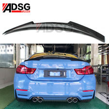 Carbon Fiber Rear Spoiler New M4 Style for BMW 4 Series F32 Coupe 420i 428i 435i