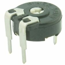 5x Trimming Potentiometer Piher PT10 LH 100K Horizontal Variable Resistor Preset