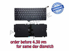"New Orignal Apple Macbook Pro A1278 13.3"" UK Laptop Keyboard With New Backlight"
