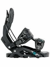 New Flow Juno 2018 Snowboard Bindings - Women's Medium fits boot sizes 6-10