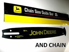 """GENUINE 16"""" CHAINSAW BAR & BY-LINK CHAIN FOR HUSQVARNA 3/8LP 050"""