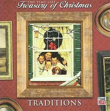 Various Artists : The Time-Life Treasury of Christmas: Tra CD