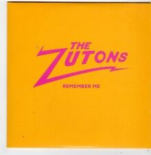 (FJ505) The Zutons, Remember Me - 2004 DJ CD