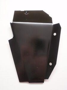 Repro Ford Falcon/Fairlane XA XB ZF ZG P5 Sill End Cap Front Repair Panel (LEFT)