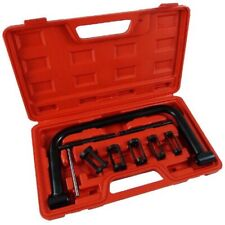 5 Sizes Valve Spring Compressor Pusher Automotive Tool w/Case For Car Motorcycle