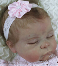 """@ Maria @ By Linda Murray long sold out Reborn baby doll Kit @ LE 600 @ 19"""""""
