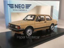 Neo Scale Models 1/43 Volkswagen Jetta Mki 1980 Art Neo43579