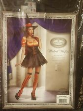 halloween costumes ex hire deluxe high quality women's witch cheap great conditi