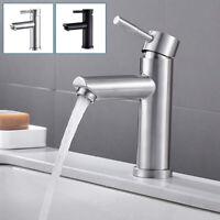 Robinet Mitigeur de lavabo moderne de salle de bains 1 levier