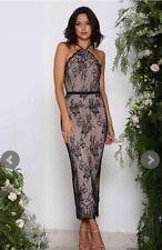 Elle  Zeitoune dress Nicole Black Size 12, BNWT