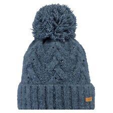 Barts Iphe Beanie Hat Blue