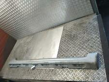 VOLVO S80 2007 Mk2 AS Sill Side Skirt Trim Right Driver Side in SILVER